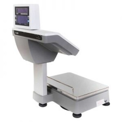 Retail Cas  CL 5500 Price labelling Scales From £1450