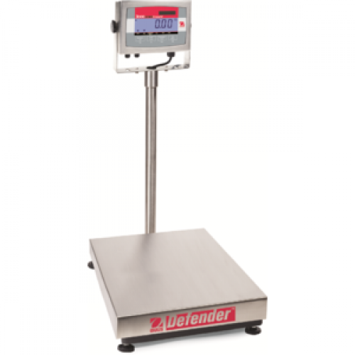 Ohaus Defender Stainless Steel Platform Scales
