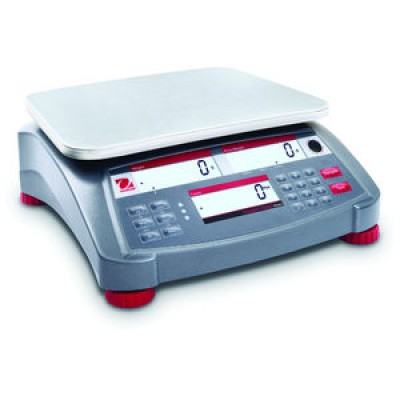 Ohaus Ranger 4000 Die Cast heavy duty dual scale counting systems