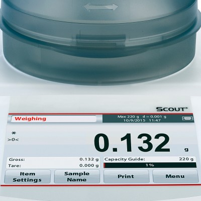 Ohaus Scout® Pro STX Touch screen scales From £436