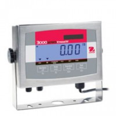Ohaus Defender 3000 Stainless Steel Platform Scales
