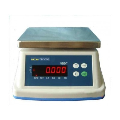 T Scale L1 Waterprooof scales From £225 with stainless steel top plate