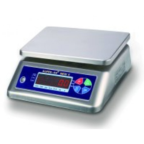 Super 5 stainless Steel Waterproof scales