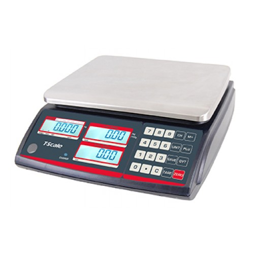 WTP Series Approved Price Computing Scales
