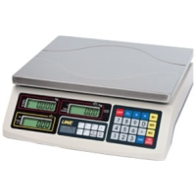 UWE ASEP Retail Scales From £225 with heavy duty stainless top plate